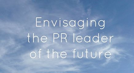 Creating the Future of PR